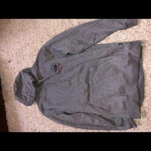 vans sweatshirt (never worn)